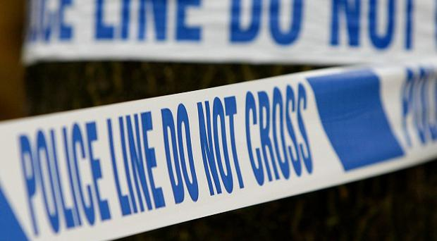 Two men have been charged with causing an explosion, attempted theft and two counts of criminal damage
