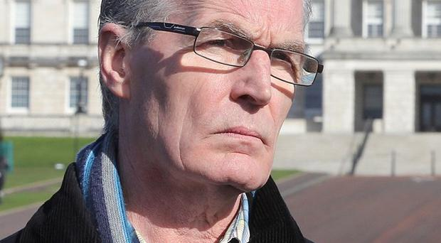 Gerry Kelly did not give evidence to the select committee