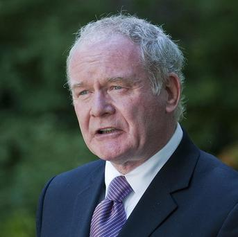 Martin McGuinness says Sinn Fein has already co-operated with a judge-led inquiry into OTRs