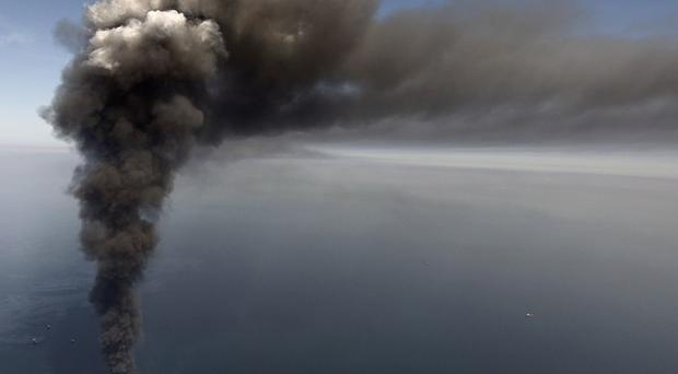 The MCA has developed faster clean-up equipment in the wake of the 2010 oil spill in the Gulf of Mexico (AP)