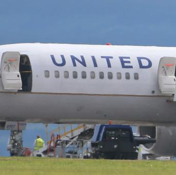United Airlines flights will be suspended