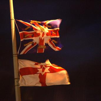 Flags and symbols have proven to be a very sensitive issue in Northern Ireland