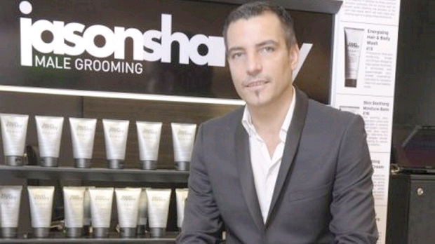 Jason Shankey, CEO of Jason Shankey Male Grooming