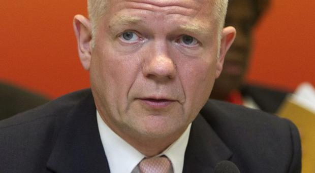Foreign Secretary William Hague suggested Team GB would do well at the Commonwealth Games