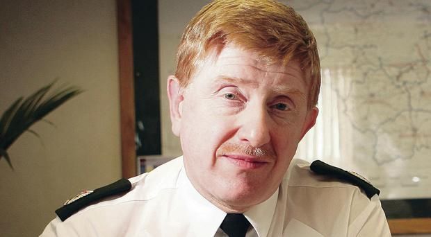Former PSNI Assistant Chief Constable Duncan McCausland