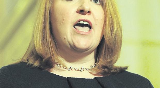 East Belfast MP Naomi Long argued there was a need for momentum to sustain the talks