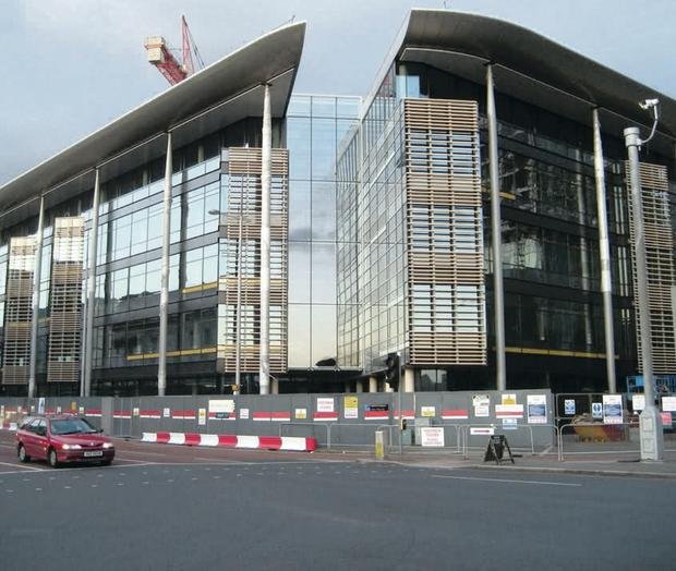 The Soloist building in Belfast is part of the property portfolio
