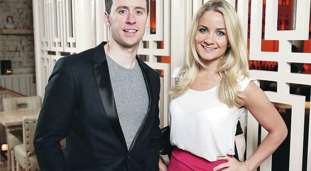 Cool FM's Conor Phillips and Holly Hamilton