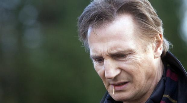 Liam Neeson's nephew Ronan Sexton is in a critical condition after a fall