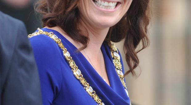 Belfast Lord Mayor Nicola Mallon