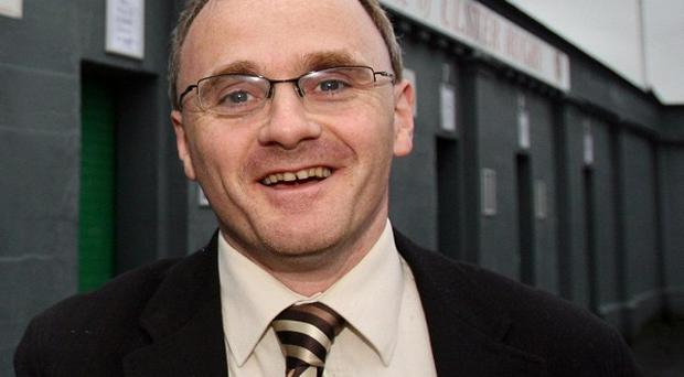 Sinn Fein's West Tyrone MLA Barry McElduff wants action to cut back on emigration