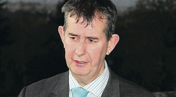 Health Minister Edwin Poots said the immunisation, offered to pregnant women between 28 weeks and 38 weeks, provided the best protection for newborn babies