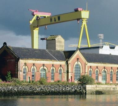 The Pump House is currently owned by the Northern Ireland Science Park - but this could change