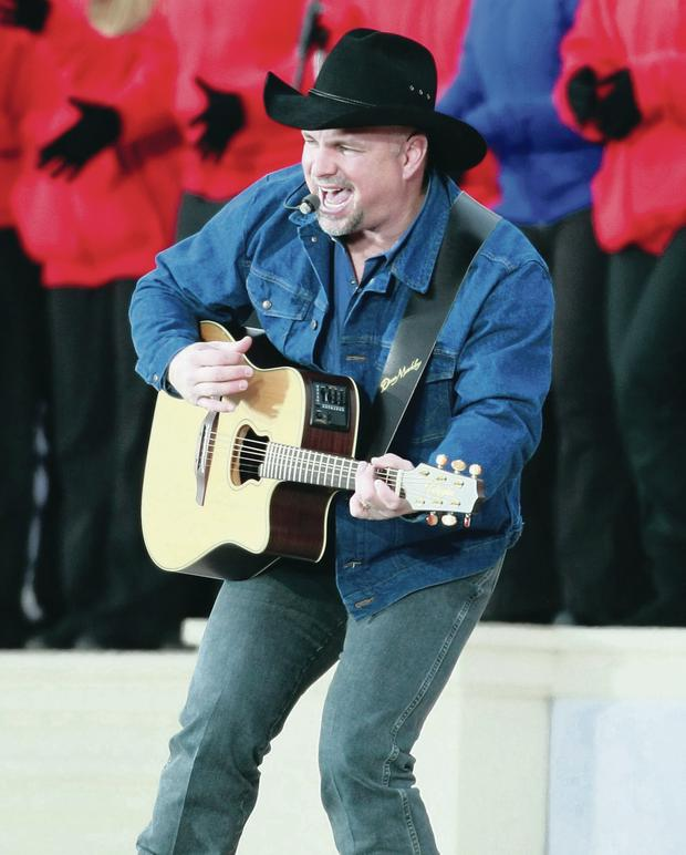 Garth Brooks' gigs are in the balance