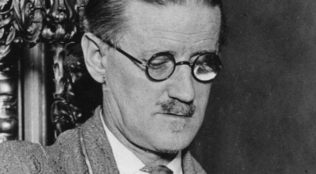 James Joyce, author of the famously impenetrable Finnegan's Wake, is being celebrated in Enniskillen