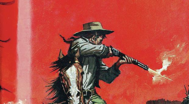 One of the westerns written by Albert King under the name Dean Taggart
