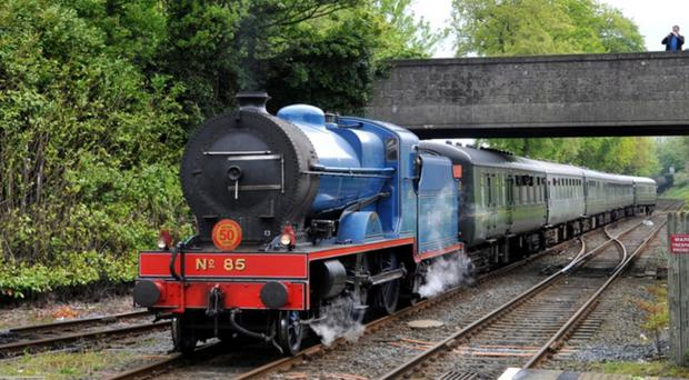 The much-loved Portrush Flyer steam train is back on track this summer for a series of Sunday day trips, ferrying passengers from Belfast Central to the seaside resort