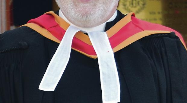 Rev Dr Stewart Jones was killed while diving at St John's Point in Donegal on Saturday