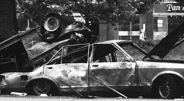 The Hyde Park bombing in 1982. The hunt for the terrorists behind this attack sparked the storm of controversy over official letters issued to fugitive suspects