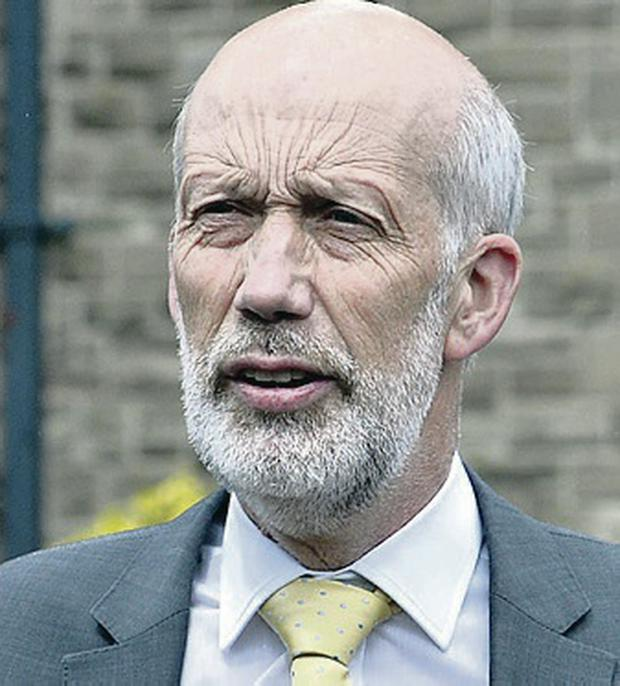 David Ford, Justice Minister