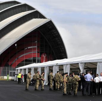 Translink buses will be used to transport athletes and officials around venues in Glasgow for the Commonwealth Games