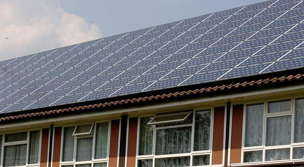 One business owner warned up to 50 companies which supply and install solar panels could be forced out of business by the change