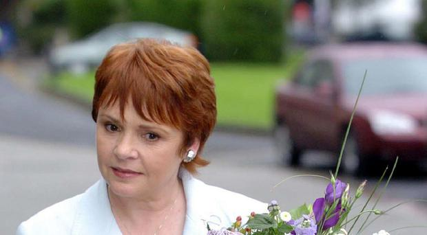Eurovision Song Contest winner and former Irish presidential candidate Dana Scallon, who is accused of covering up her brother's sexual abuse of two under-age girls, a court has heard