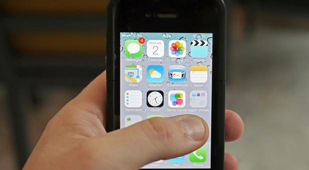 Future technology will allow machines to send messages to your smartphone