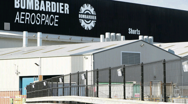 Things may be taking off again for Belfast planemaker Bombardier after the firm signed a deal for new aircraft which could be worth over £2bn with an Irish-based leasing company