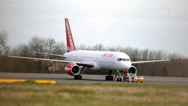 Jet2 is to fly new routes from Belfast