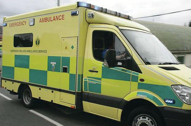 Ambulance crews are under greater pressure