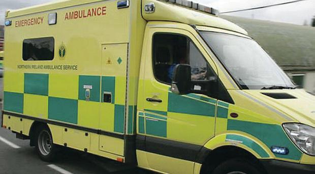An 11-year-old boy was last night fighting for his life after a car crash on the shores of Lower Lough Erne