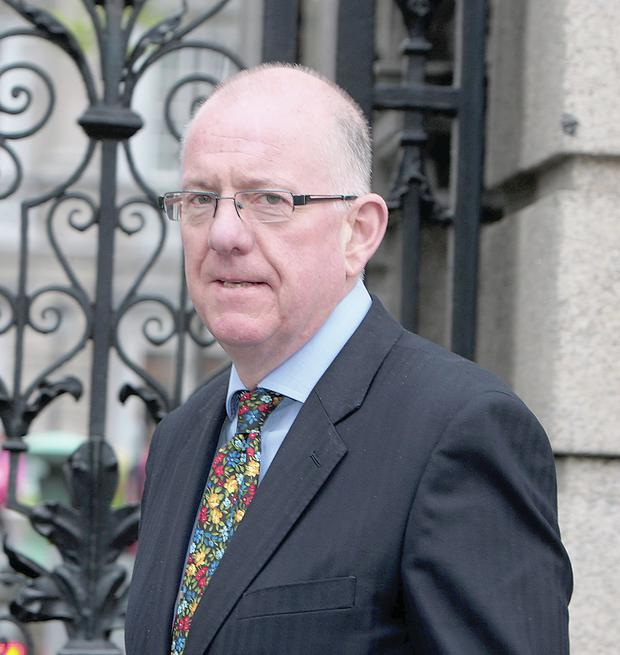 Irish Foreign Minister, Charlie Flanagan