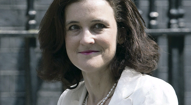 Secretary of State Theresa Villiers led calls for the parade to be cancelled