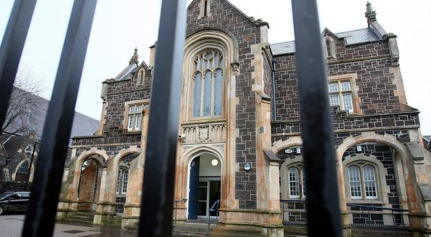 The owner of a construction firm died after falling through a perspex panel on a farm roof, Ballymena Courthouse heard