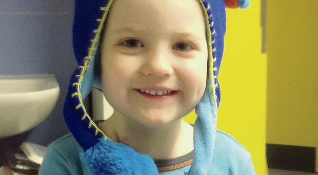 Charlie Craig is to receive a top-up of his stem cell treatment at Bristol Children's Hospital