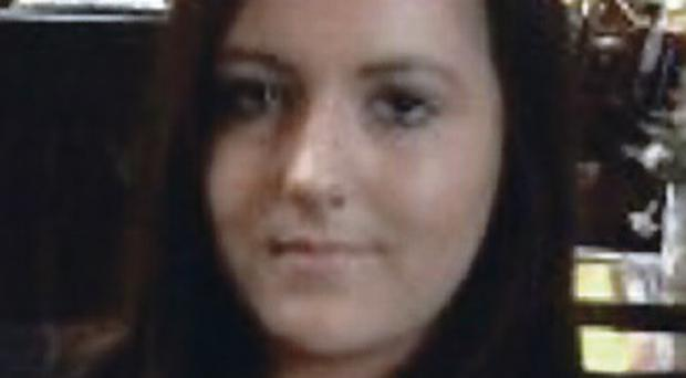 Kirsty went missing last Thursday