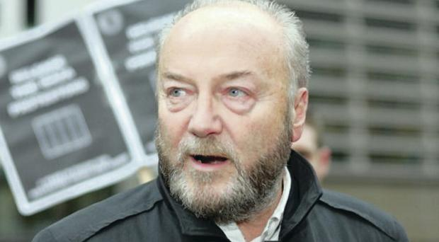Respect MP George Galloway was interviewed under police caution by police probing Israel comments