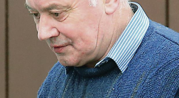 Patrick Donnelly didn't want his former wife to sell land