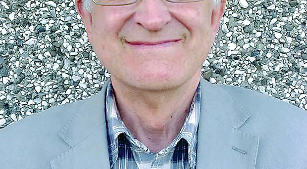 Language challenge: retired GP Brian Shanks got an A in French