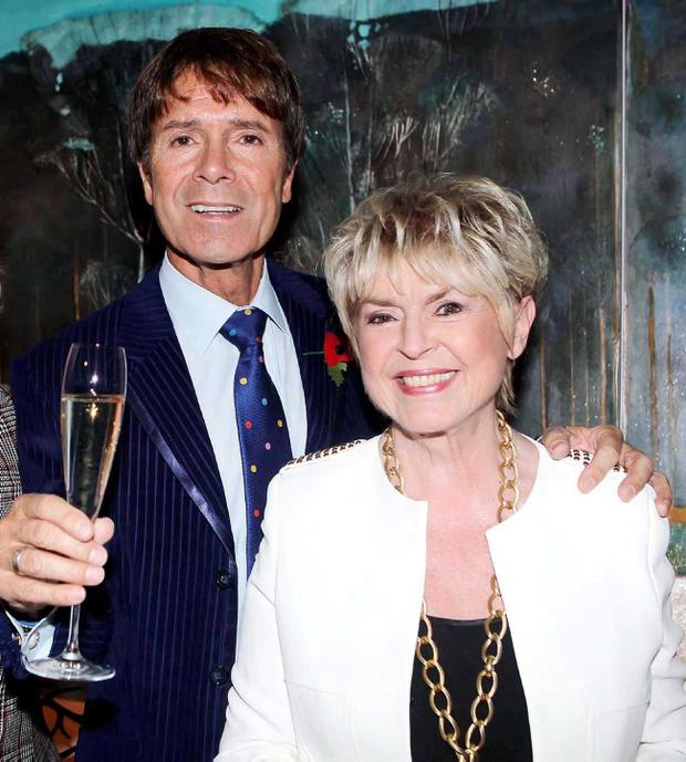 Veteran broadcaster Gloria Hunniford has spoken out in defence of her friend, Sir Cliff Richard, who is facing claims he abused a schoolboy three decades ago