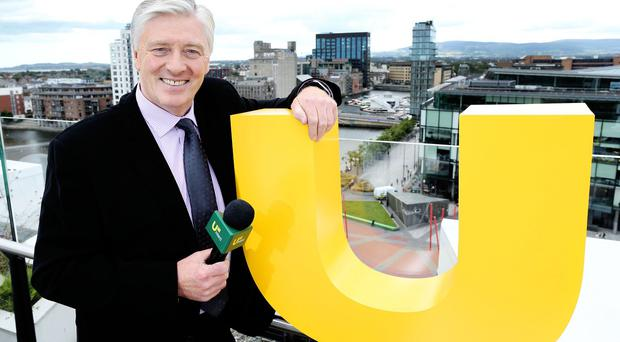 Pat Kenny will present a new peak-time series on Ireland's newest TV channel