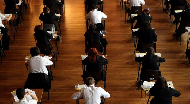 Three quarters of entrants achieved grades A* to C, figures show