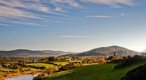 The Ring of Gullion in south Armagh has been awarded a grant of £980,000 by the Heritage Lottery Fund (Newry and Mourne District Council/PA)