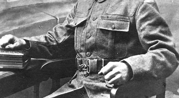 Sergeant Robert Quigg was awarded the Victoria Cross