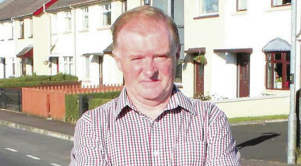 PUP councillor Russell Watton says tensions in Coleraine are on the rise