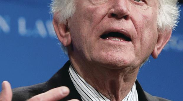 Former Senator Gary Hart has built up a formidable reputation as an expert on security issues