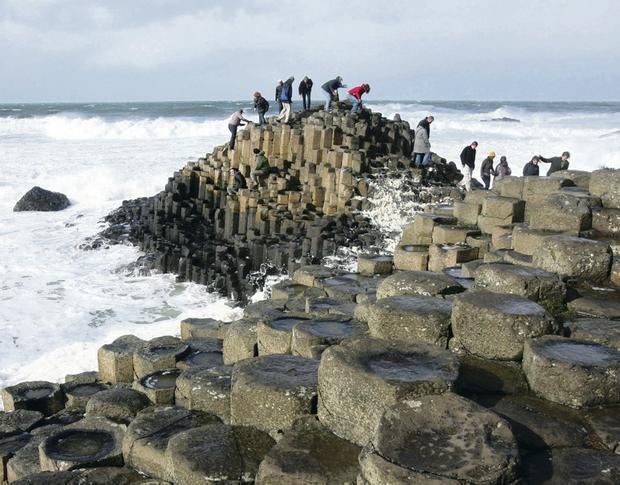 Our rocks of the ages: Northern Ireland's five natural ...