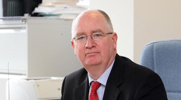 Police Ombudsman Dr Michael Maguire