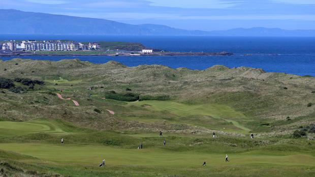 Royal Portrush Golf Club plans to upgrade its course and bring back the Open Championship by 2019